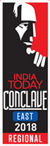 INDIA TODAY CONCLAVE EAST 2018