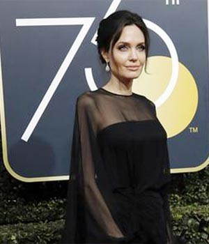 #GoldenGlobes: Why Angelina Jolie, Emma Watson and others wore just black to the red carpet